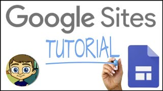 The NEW Google Sites - Full Tutorial