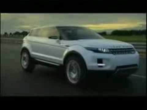NAIAS 2008: Land Rover LRX Concept - YouTube
