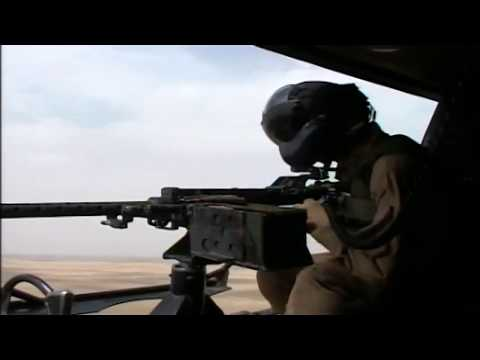 Iraq War - Marine Corps Helicopter Close Air Support