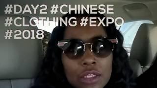 FIREMANTSHIRTtv DAY2 CHINA CLOTHING EXPO 2018 FIREMANTSHIRT.com