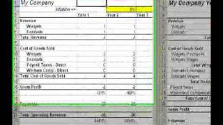 Quickplan Pro Forma Cash Flow Projections - Definitions