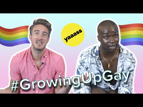 Gay Guys Share Memories Of Growing Up Gay