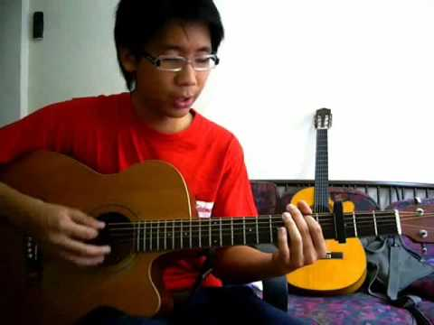 Love Song For A Saviour Instructional - Jars of Clay (Daniel Choo)