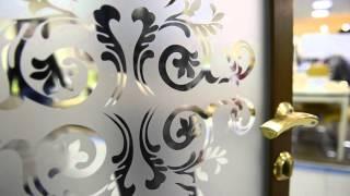 Презентация распашных дверей Евростиль из алюминиевого профиля.(, 2016-03-21T11:51:30.000Z)