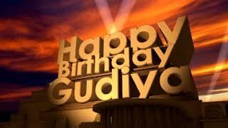 Happy Birthday Gudiya