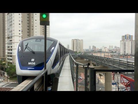 São Paulo Metro Monorail Line 15
