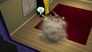 Killed by a Mummy! The Sims 3: World Adventures