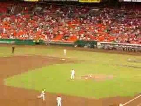 The Last Home Run at RFK, Phillies vs Nationals, 9/22/2007