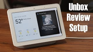 Google Home Hub - Unboxing, Review and Full Setup
