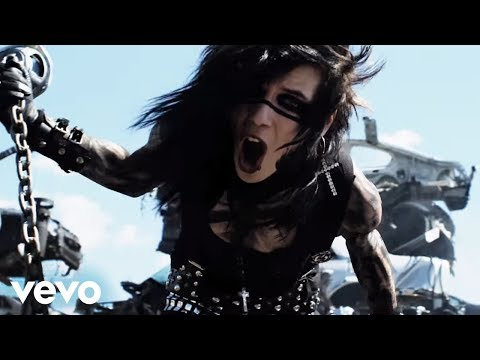Black Veil Brides - The Legacy (Official Video)