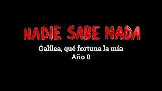 Momentos NSN (5x01): Galilea, qué fortuna la mía