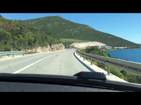 CROATIA ROAD TRIP (APRIL 2016) || ZADAR TO DUBROVNIK ||