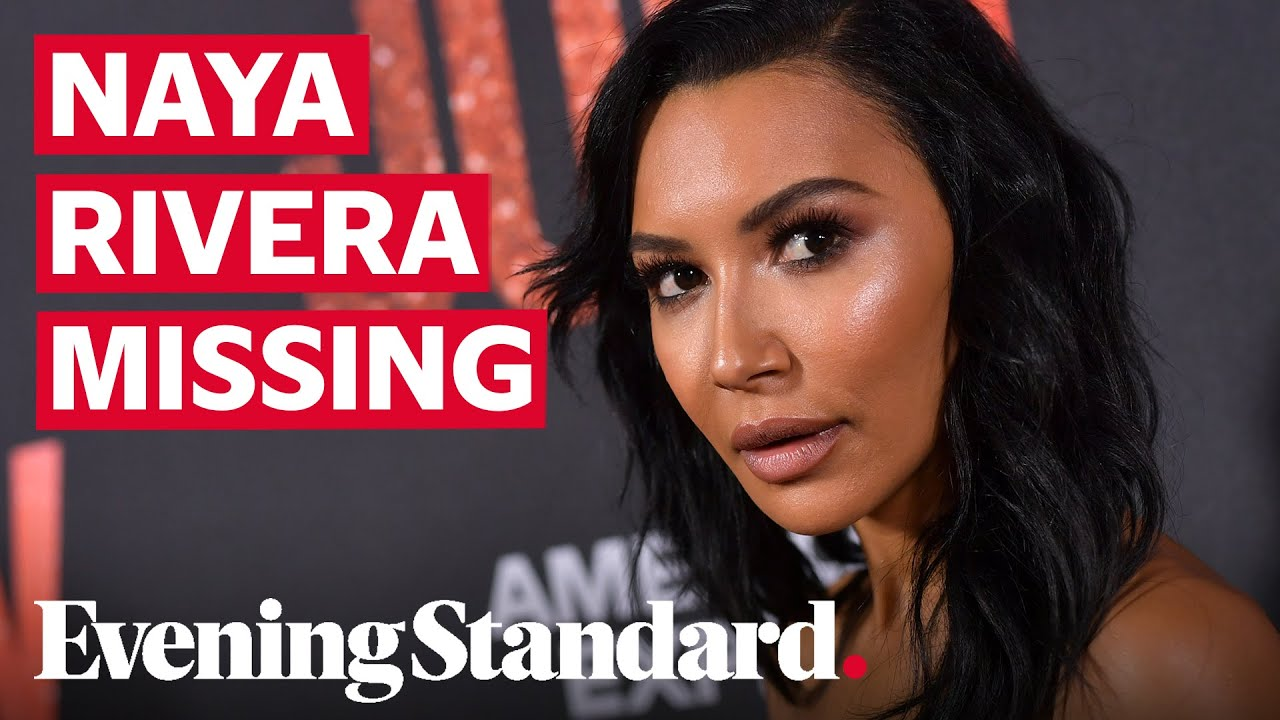 Teams search for 'Glee' star Naya Rivera at California lake