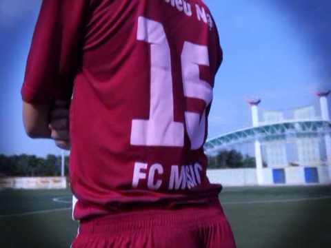 FC Music ra mắt áo đấu