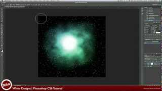 Photoshop CS6: Nebula Tutorial