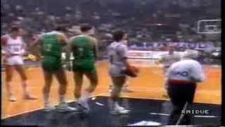1989 Arimo Fortitudo Bologna vs Benetton Treviso r.s. (2nd half)