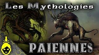10 CRÉATURES DIVINES des MYTHOLOGIES PAÏENNES