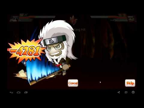Ninja Heroes Beast Invasion four tails - YouTube