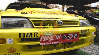 Rio Ave Social: Co-Drive Experience