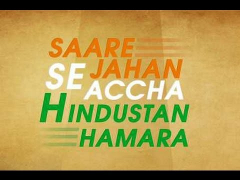 Image result for sare jahan se acha facts about india
