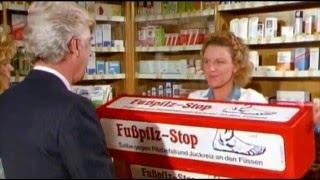 Rudi Carrell & Marielle Millowitsch - Mittel gegen Fusspilz 1980
