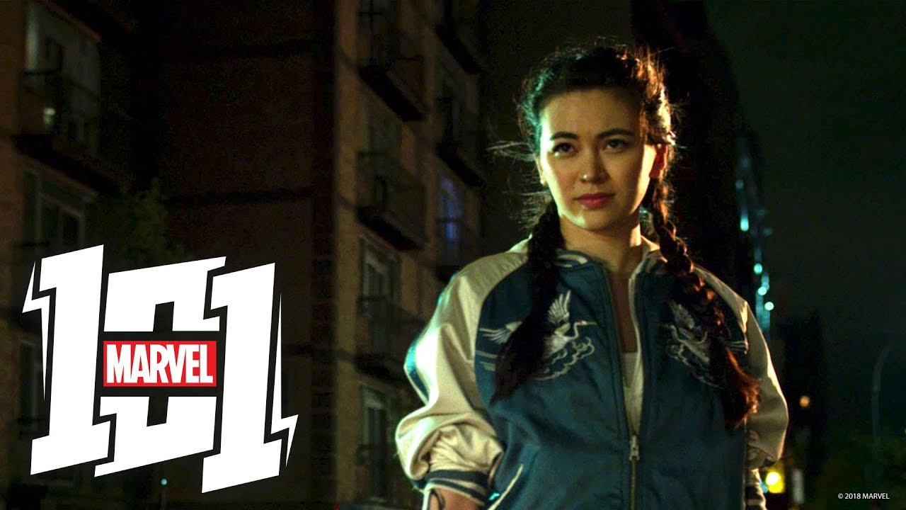 Colleen Wing   Marvel 101