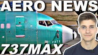 737 MAX könnte LIZENZ VERLIEREN! AeroNews