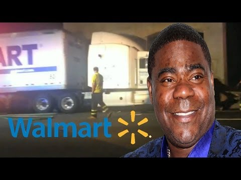 Is Walmart To Blame For Tracy Morgan Crash?