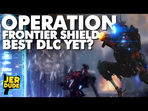 Titanfall 2: Frontier Defense, Rise & More! Initial Reaction to Operation Frontier Shield DLC!