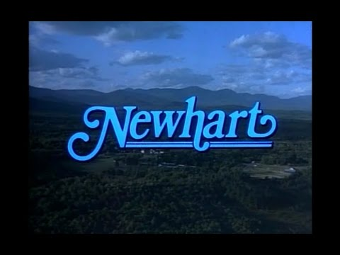 Newhart Opening and Closing Credits and Theme Song
