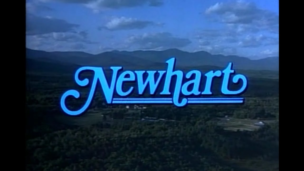 Image result for newhart opening credits