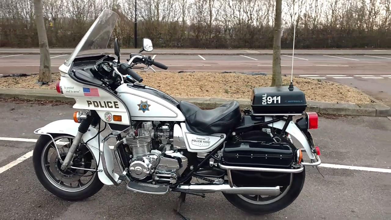 Kawasaki Kz1000p Uk Restoration Chips Motorbike Youtube