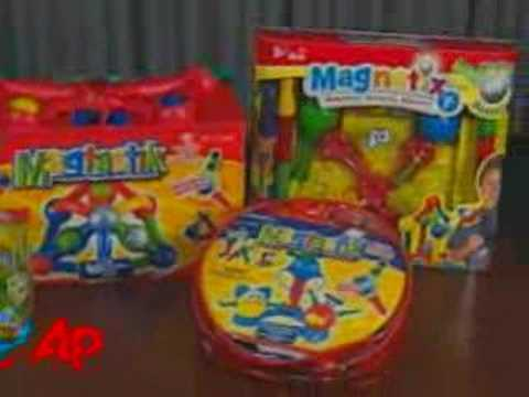 2.4 Million Chinese Made Toys Recalled