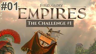 Field of Glory: Empires CHALLENGE #1 Ep. 01