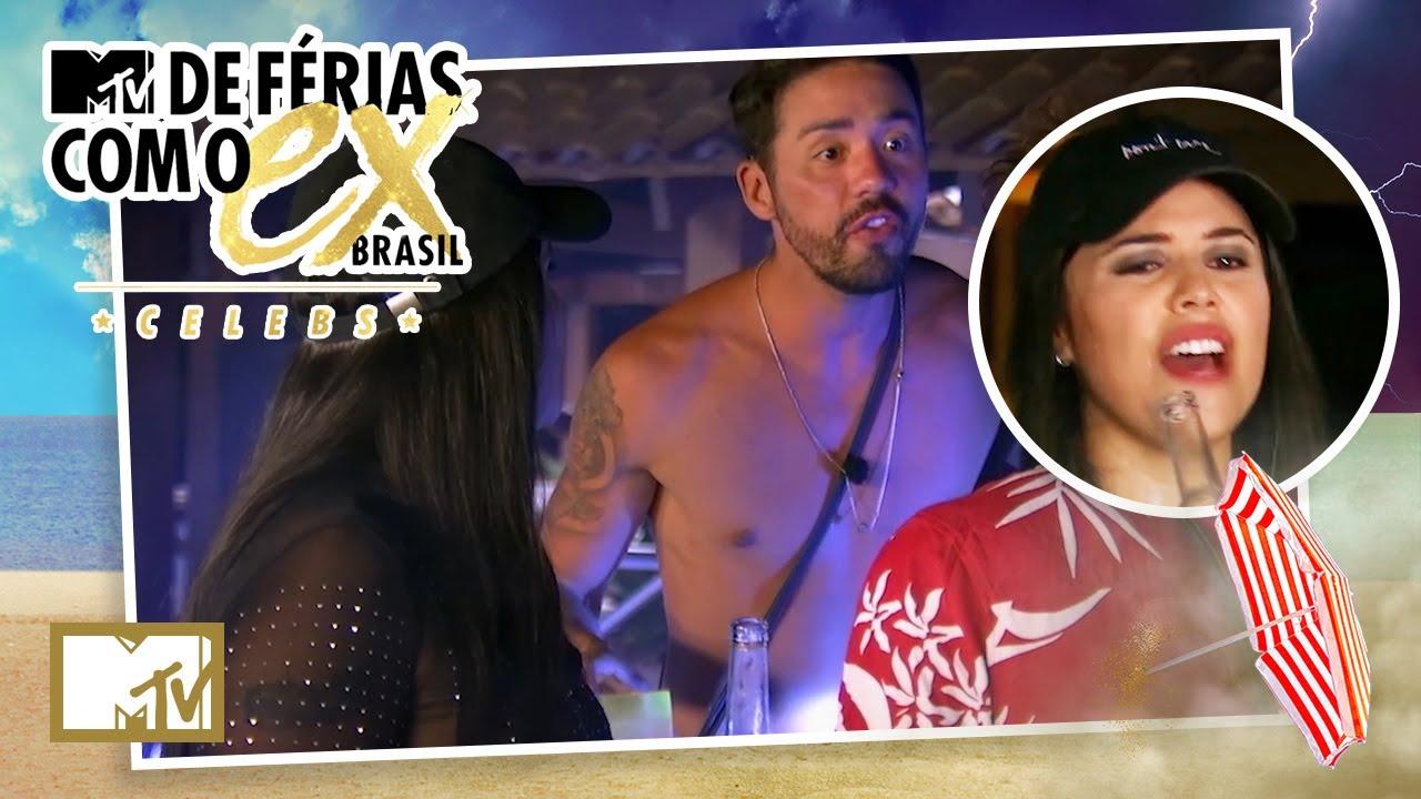 Rico SURTA com Day e causa treta generalizada | MTV De Férias Com o Ex Brasil Celebs T7