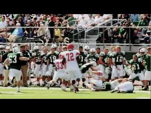 Olivet College at Wisconsin Lutheran College - Football Highlights