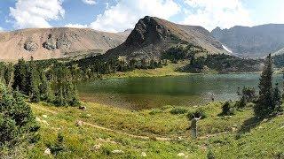 James Peak Wilderness (Colorado) Backpacking - September 2017