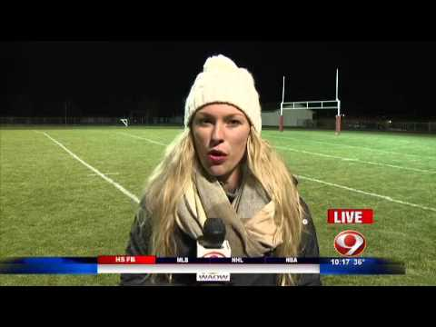 Abbotsford vs Athens (Game of the Week - 10-16-15)
