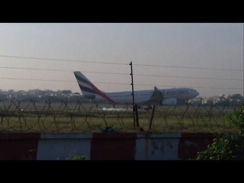 Ahmedabad Airport Spotting | Emirates | Private Jet | Air Arabia