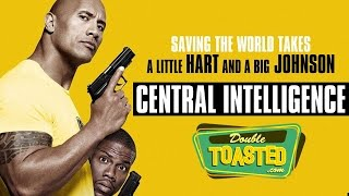 CENTRAL INTELLIGENCE MOVIE REVIEW - Double Toasted Highlight