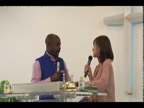LIVE: BISHOP GWAJIMA LIVE FROM OSAKA, JAPAN 25 JUNE, 2017 PART 3..