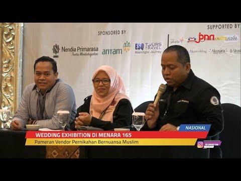Cari Inspirasi Pesta Pernikahan Muslim Tradisional di Sini