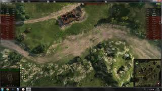 World Of Tanks играет на арте