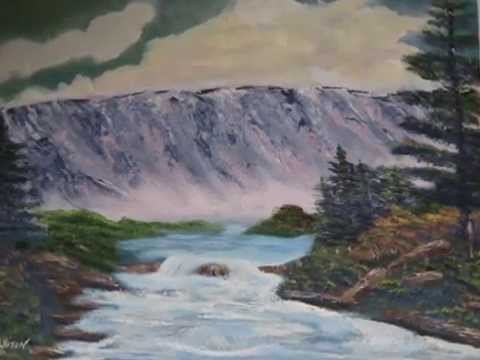 Acrylic and Oil Paintings Landscapes, seascapes by Allison Prior