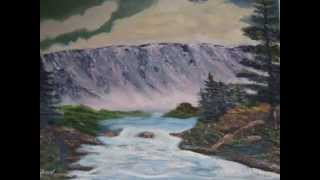 Acrylic and Oil Paintings Landscapes, seascapes, learn to paint