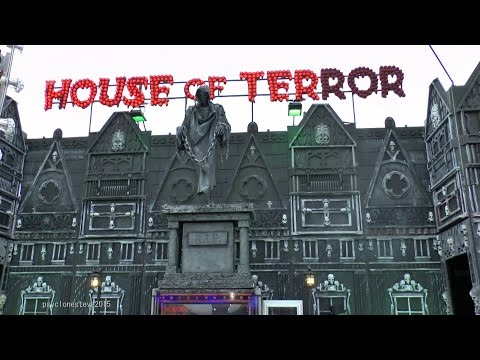 will they survive another visit to the HOUSE OF TERROR ? !