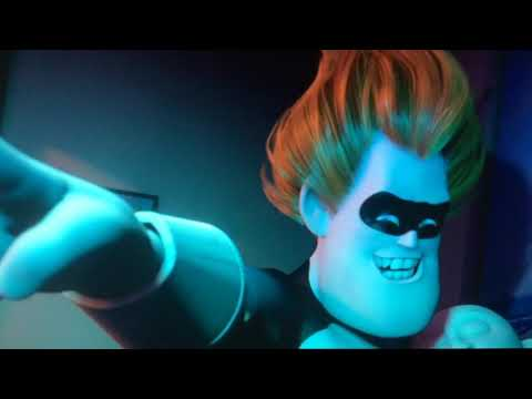 The Incredibles: Jack-Jack attacks Syndrome