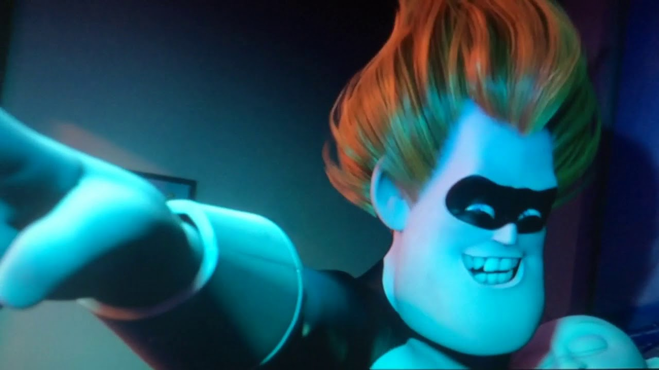 The Incredibles: Jack-Jack attacks Syndrome - YouTube