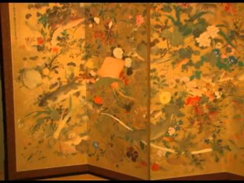 Present! - Japanese Screens at the Asian Art Museum