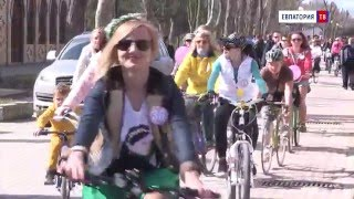 Праздничный велопробег